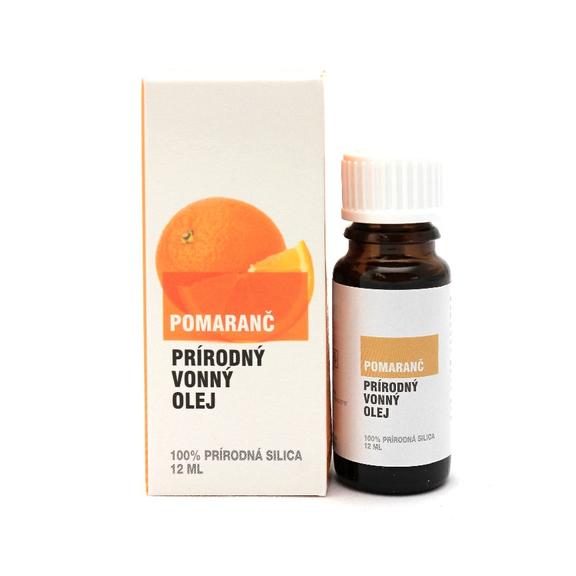 Pomaranč éterický olej