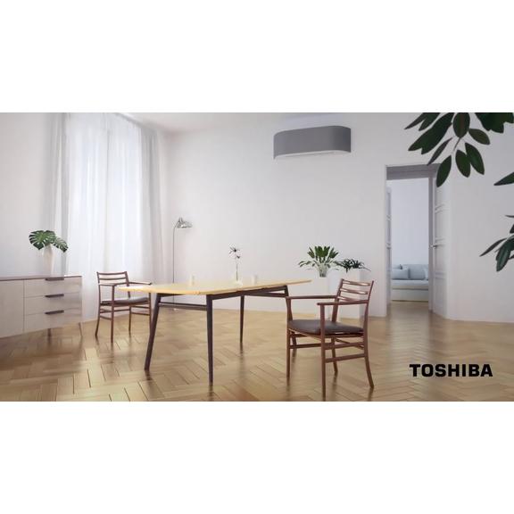Nástenná klimatizácia Toshiba Haori