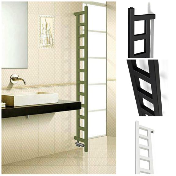 TERMA Easy DW vertikálny radiátor do kúpeľne