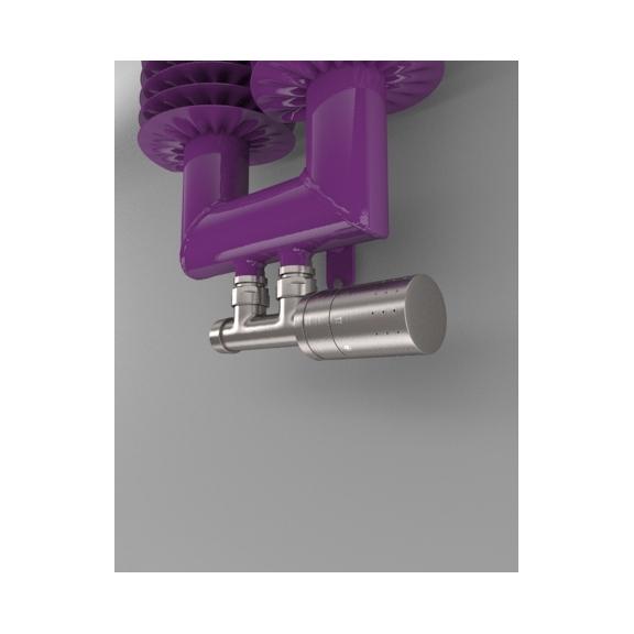 ISAN Spiral RAT2 vertikálny radiátor
