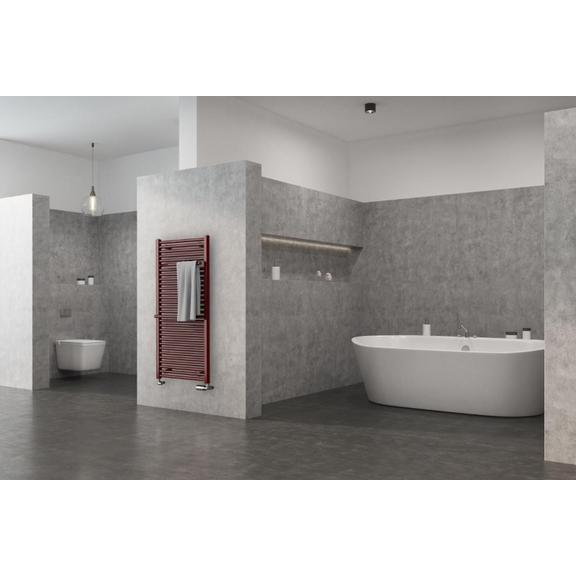 ISAN Avondo vodný kúpeľňový radiátor - S34