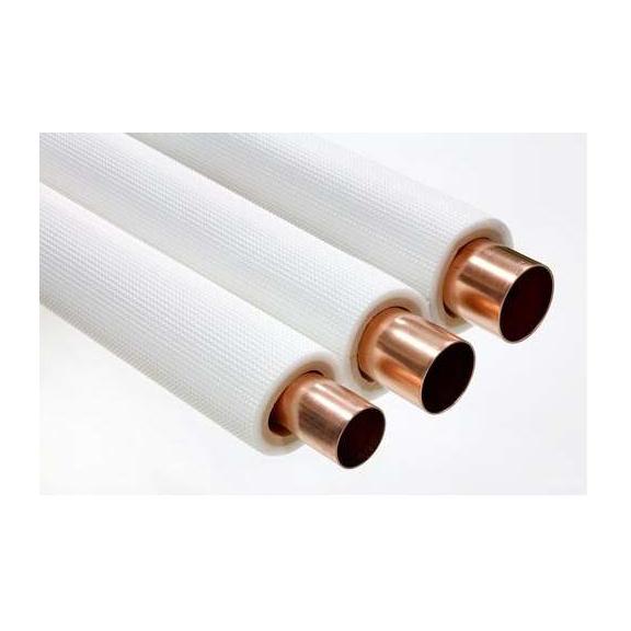Izolované Cu potrubie 5/8 (6.35 x 0.8 mm)