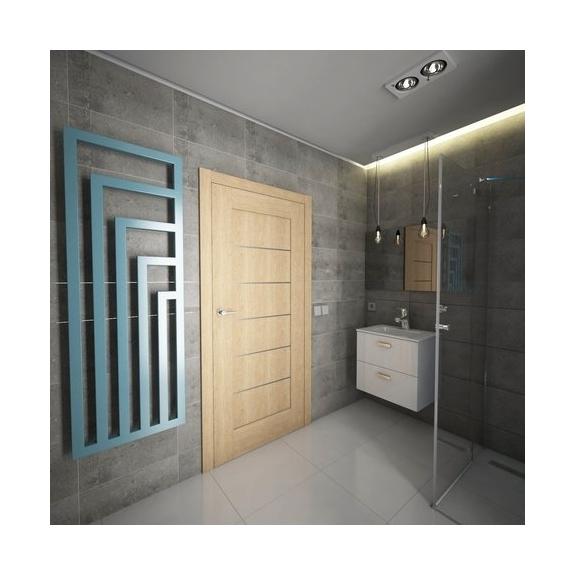 TERMA Angus V dizajnový radiátor 1460x520- moderná kúpeľňa