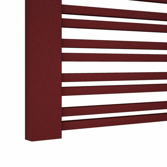 ISAN Swing kúpeľňový radiátor detail