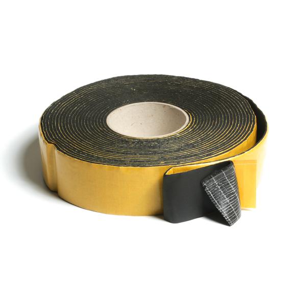 Samolepiaca izolačná páska čierna 50x3mm /10m