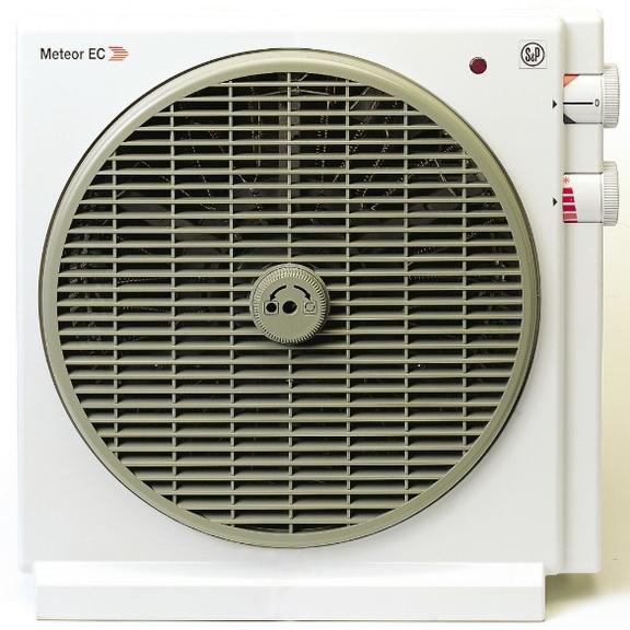 Soler & Palau Meteor EC  axiálny stolný ventilátor - zobrazenie ventilátora