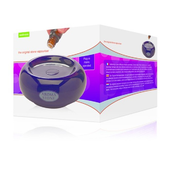 Bodi-Tek BT-ASTOBLUE aróma difuzér v tvare kameňa