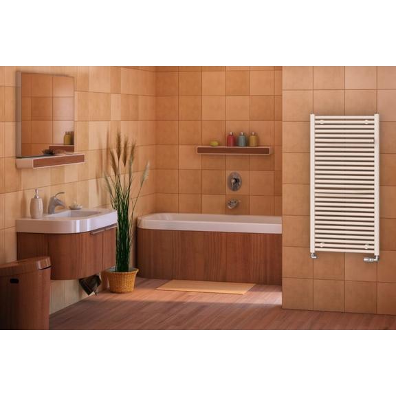ISAN Avondo vodný kúpeľňový radiátor 1215x600 - S08