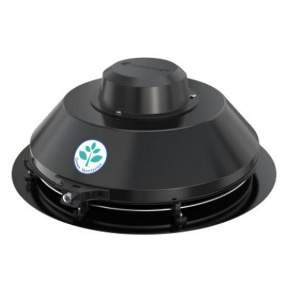 Systemair TFSR 160 EC strešný ventilátor