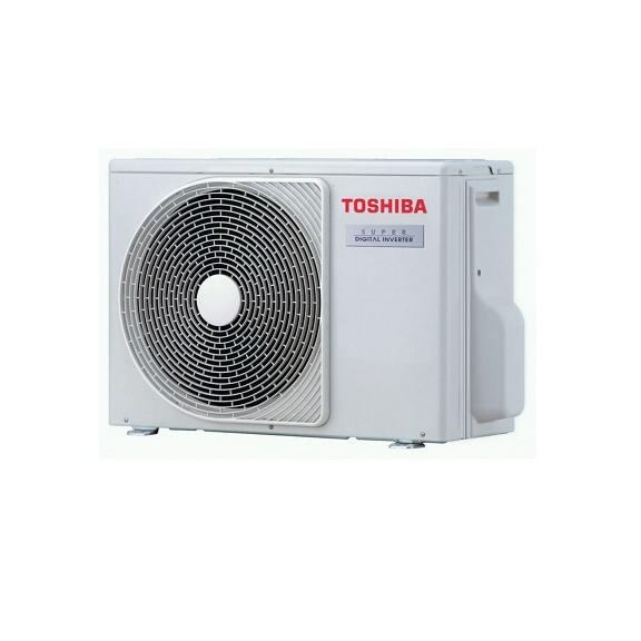 Nástenná klimatizácia Toshiba Digital Inverter R410A RAV-SM566KRT-E + RAV-SM564ATP-E vonkajšia jednotka