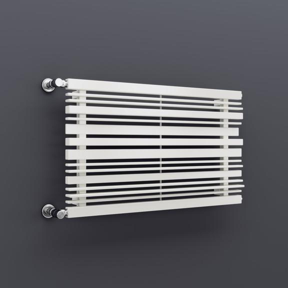 TERMA Sherwood H radiátor pod okno 540x1900 RAL9016