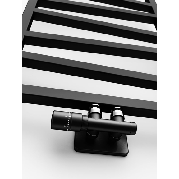 TERMA ZigZag kombinovaný dizajnový radiátor