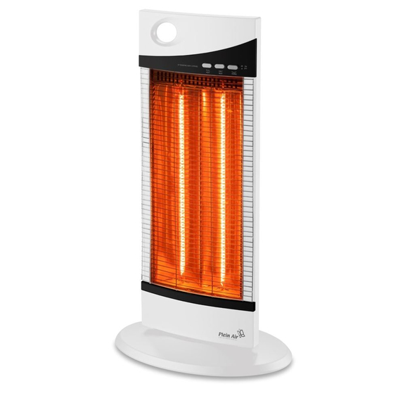 Plein Air Carbon Tower PAT-1200-N infračervený žiarič - biely