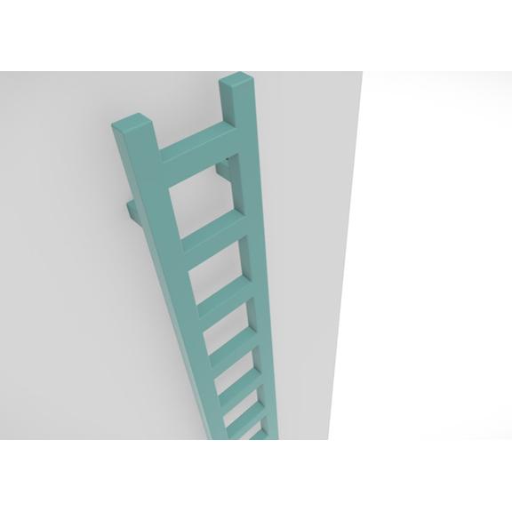 TERMA Easy vertikálny radiátor farebné prevedenia - RAL6027