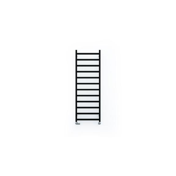 TERMA Simple dizajnový radiátor 1440x500 farba Heban