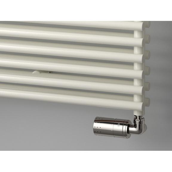 ISAN Ikaria Double kúpeľňový radiátor detail