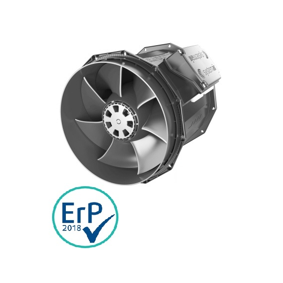Systemair prio 160 EC kruhový ventilátor