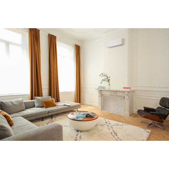 Nástenná klimatizácia Daikin Perfera FTXM-R obývačka
