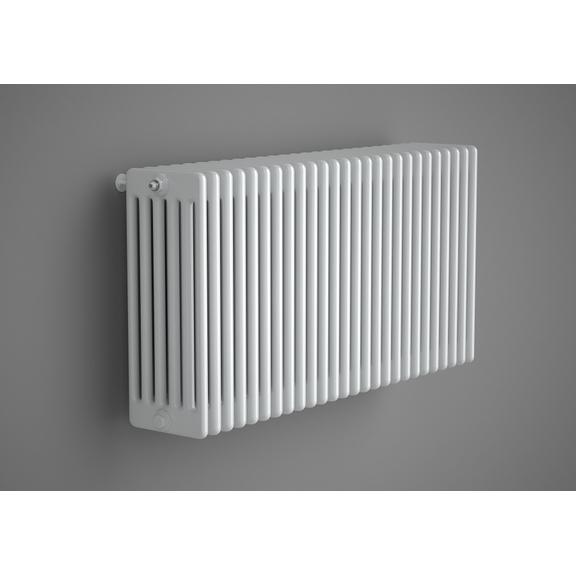 ISAN Atol C6 oceľový článkový radiátor - RAL9016
