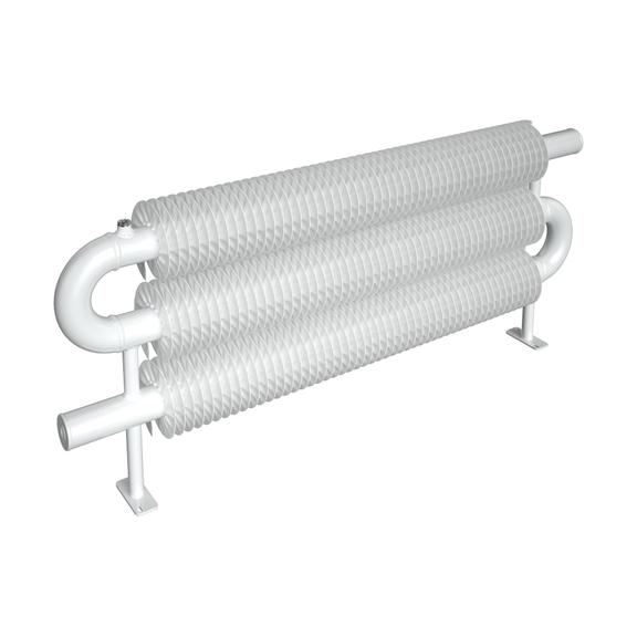 ISAN Spiral RAO3-F radiátor na zem