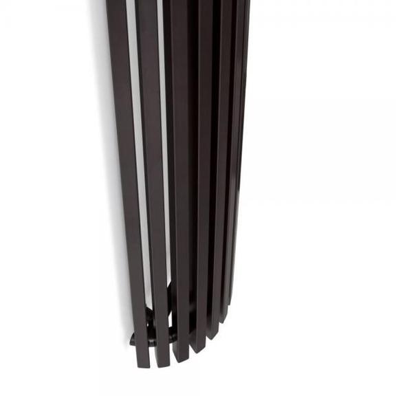 TERMA Triga AW dizajnový radiátor detail