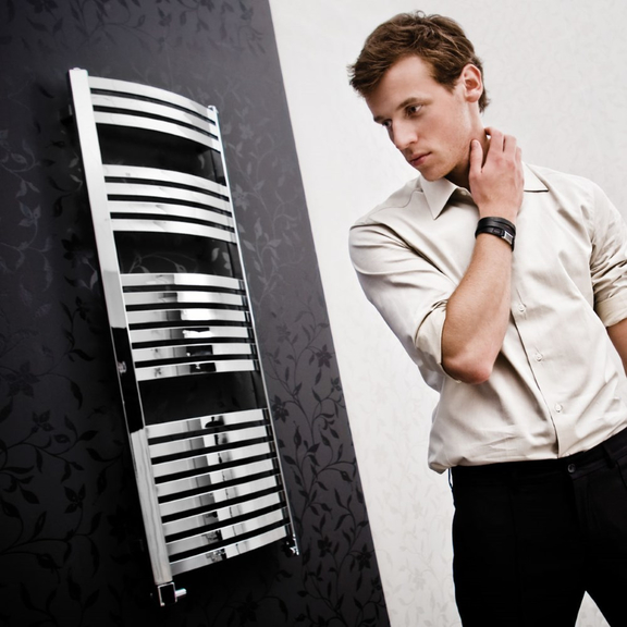TERMA Dexter kúpeľňový radiátor - moderný dizajn