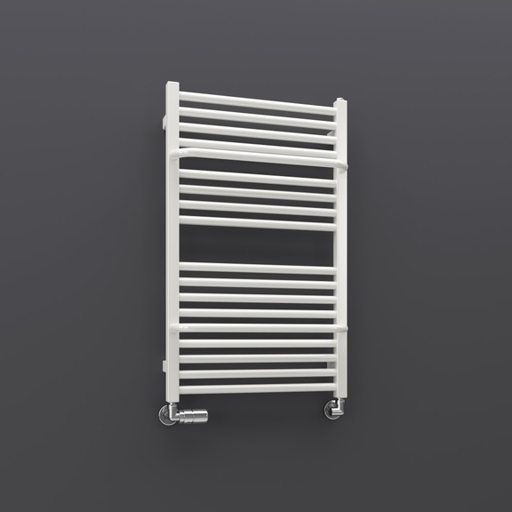 TERMA Lima kúpeľňový radiátor RAL9016 820x300