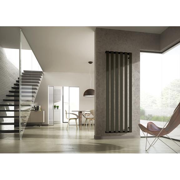IRSAP Step V dizajnový radiátor 2000x670 farba Bruno Tobacco