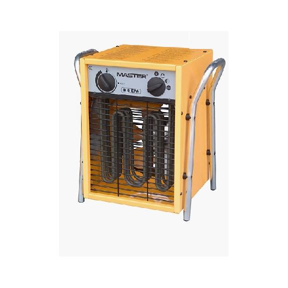 Master B 5 ECA domáci elektrický ohrievač s ventilátorom