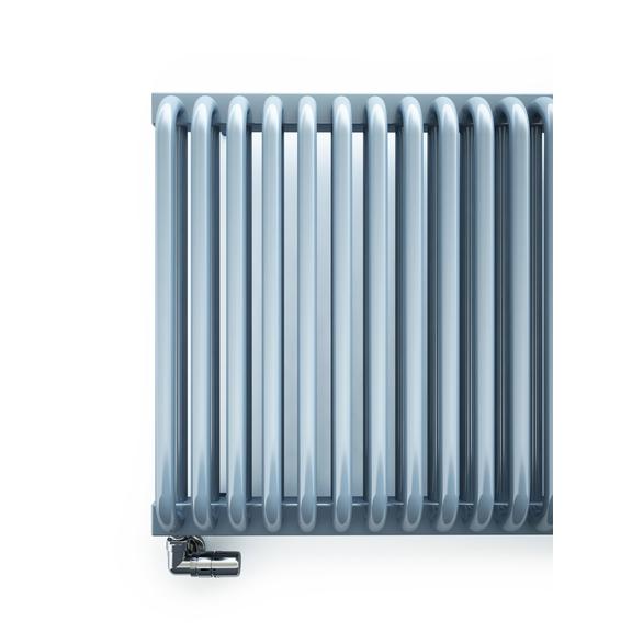 TERMA Delfin dizajnový radiátor pod okno RAL5014 545x1050