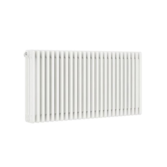 ISAN Atol C4 oceľový článkový radiátor RAL 9016