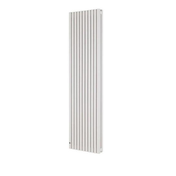 Instal projekt Asap V - vertical - farba - white
