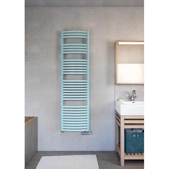 TERMA Dexter One kúpeľňový radiátor 1760x500 farba Pastel Blue