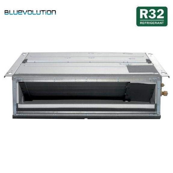 Kanálová klimatizácia tenká Daikin Bluevolution FDXM25F3 vnútorná jednotka