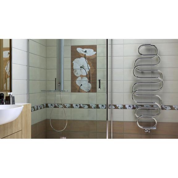 TERMA Perla dizajnový radiátor do kúpeľne