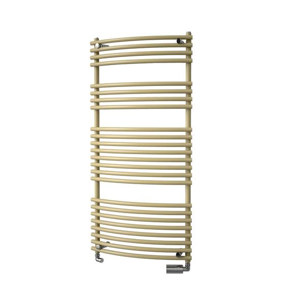 ISAN Ikaria Radius kúpeľňový radiátor 1212x600