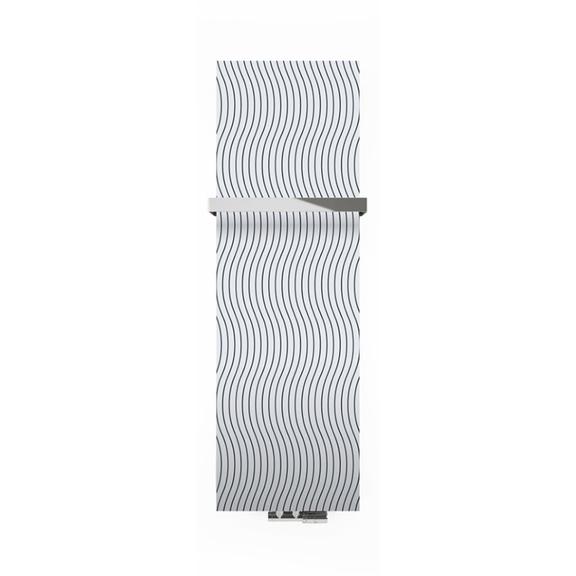 TERMA Case Slim dizajnový radiátor s potlačou - vzor 7