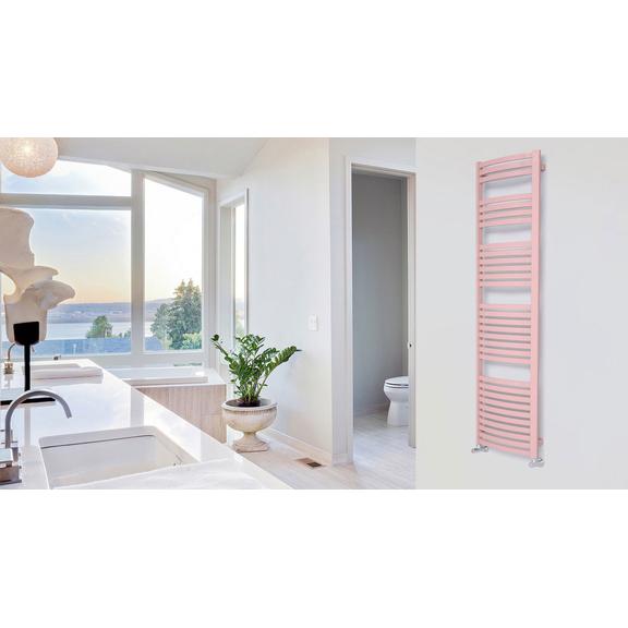 TERMA Dexter kúpeľňový radiátor 1700x500 - originálne a štýlové riešenie
