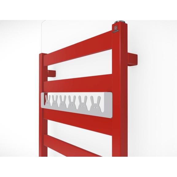 TERMA Vivo kúpeľňový radiátor farebné prevedenia RAL3020 happy rabbit
