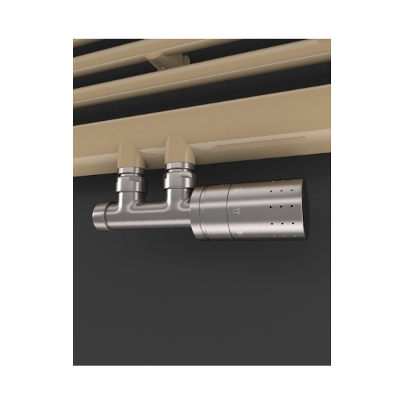 ISAN Spira PLUS kúpeľňový radiátor