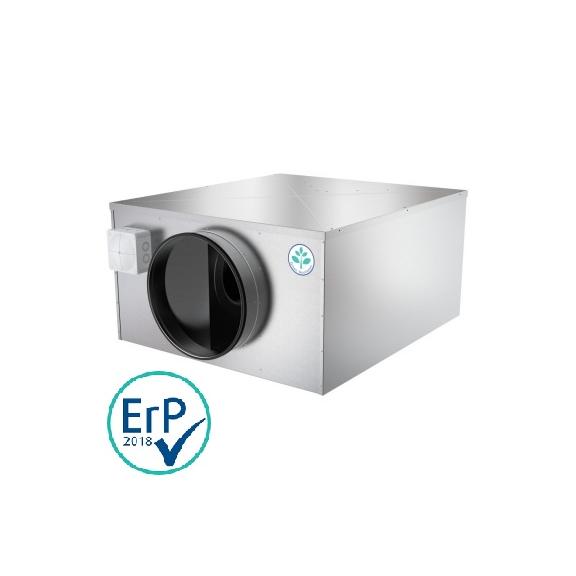 Systemair KV DUO 150 EC kruhový ventilátor