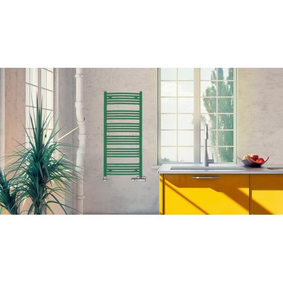 TERMA Domi kúpeľňový radiátor - farby a moderný dizajn