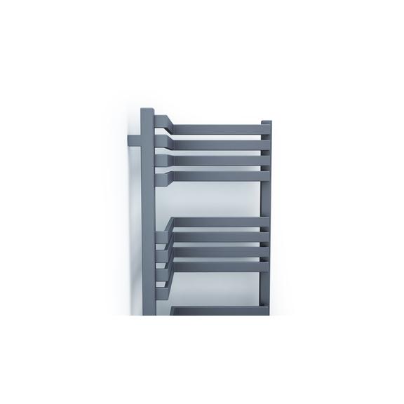 TERMA incorner rohový radiátor 1005x350 farba Modern Grey