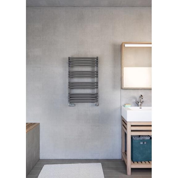 TERMA Alex dizajnový radiátor 760x500 farba Modern Grey