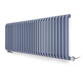 TERMA Delfin vodný dizajnový radiátor