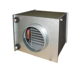 Systemair CWK 250-3-2,5 vodný chladič pre kruhové potrubie