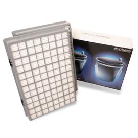 HEPA filter 2561 2 ks pre čističky vzduchu Air – O – Swiss 2061 a kombinované zariadenie 2071