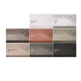 Farby Terma - liainové radiátory - špeciálne farebné prevedenia1