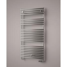 ISAN Ikaria kúpeľňový radiátor 1212x600 - chrom