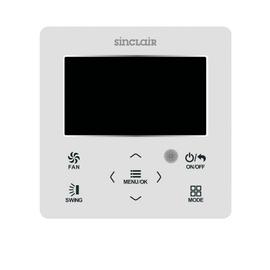 Sinclair SWC-02 nástenný káblový ovládač